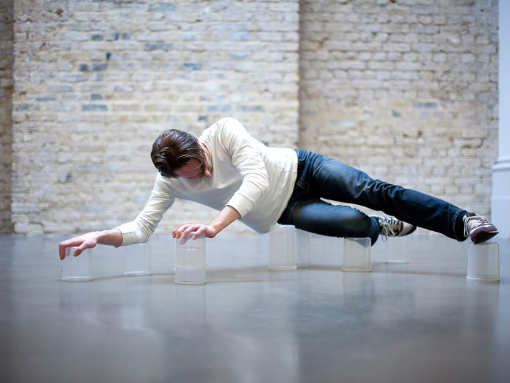 Siobhan Davies Dance presents a talk and children's workshop at the Ashmolean
