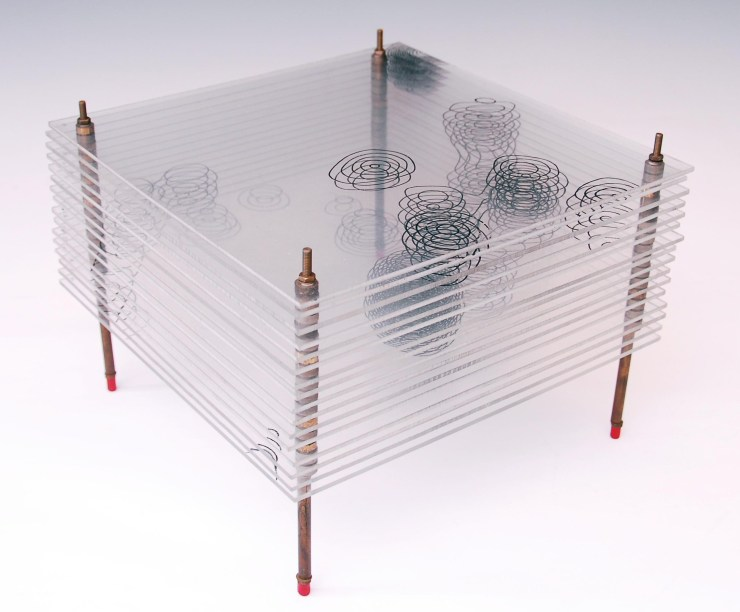 Model_of_the_Structure_of_Penicillin,_by_Dorothy_Hodgkin,_Oxford,_c.1945