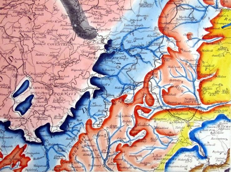 William Smith map