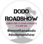 Stickers small - Dodo Roadshow_crop