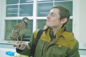 Kit and partridge