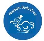 Dodo crew sticker