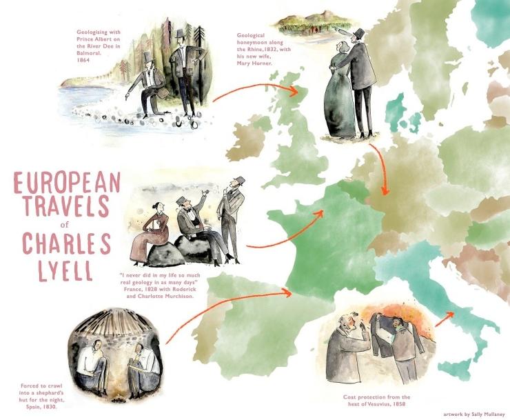 Charles Lyell Map FINAL small