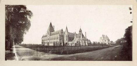 Oxford University Museum 1860